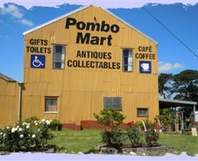 Pombo Mart - eAccommodation