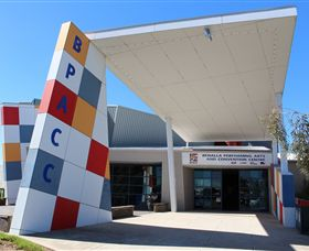 Benalla Performing Arts  Convention Centre and Benalla Cinema  BPACC - eAccommodation