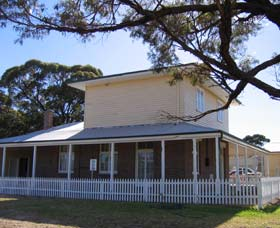 Restored Australian Inland Mission Hospital - eAccommodation