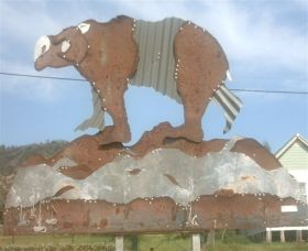 Diprotodon Drive - Tamber Springs - eAccommodation