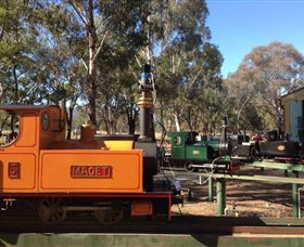 Mudgee Miniature Railway - eAccommodation