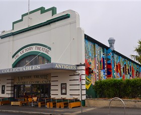 The Victory Theatre Antique Centre - eAccommodation