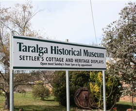 Taralga Historical Society Museum - eAccommodation