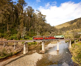 Walhalla Goldfields Railway - eAccommodation