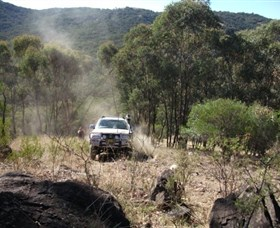 Geraldine 4WD Recreation Park - eAccommodation