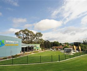 Snowy Mountains Hydro Discovery Centre - eAccommodation