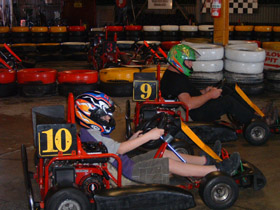 Indoor Kart Hire O'Connor - eAccommodation