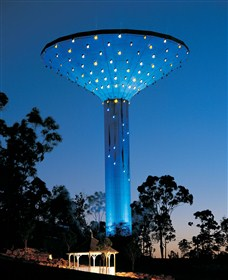 Wineglass Water Tower - eAccommodation