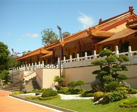 Chung Tian Temple - eAccommodation