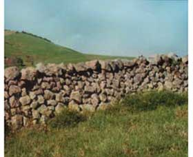 Historic Dry Stone Walls - eAccommodation