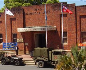 Frank Partridge VC Military Museum - eAccommodation