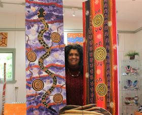 Apma Creations Aboriginal Art Gallery and Gift shop - eAccommodation