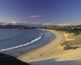 Forster Town Beach - eAccommodation