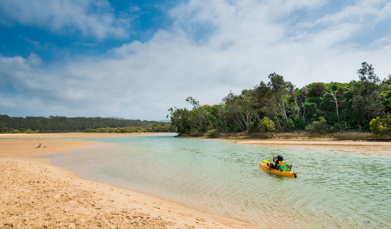 Moonee Beach Nature Reserve - eAccommodation