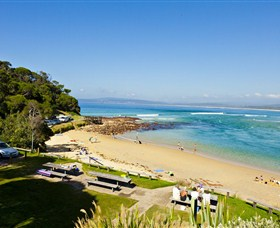 Merimbula Bar Beach - eAccommodation