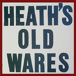 Heaths Old Wares Collectables  Industrial Antiques - eAccommodation
