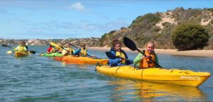 Canoe the Coorong - eAccommodation
