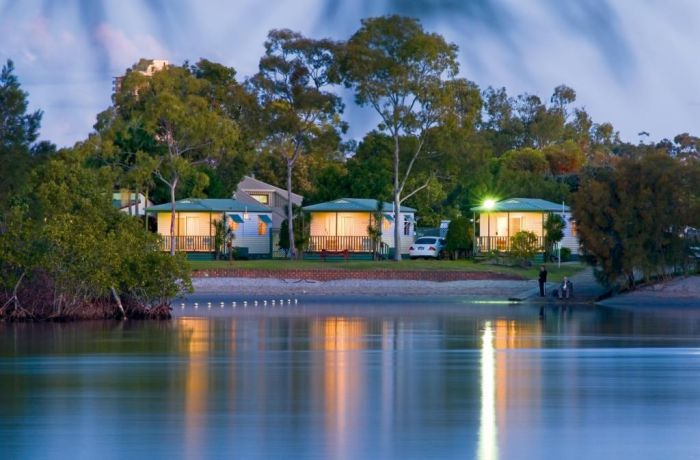 Boyds Bay Holiday Park - eAccommodation