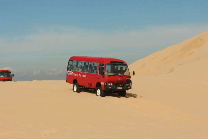 Port Stephens 4WD Tours - eAccommodation