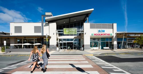 Noosa Civic Shopping Centre - eAccommodation