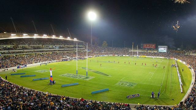 GIO Stadium Canberra - eAccommodation