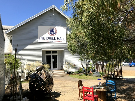 The Drill Hall Art Studio