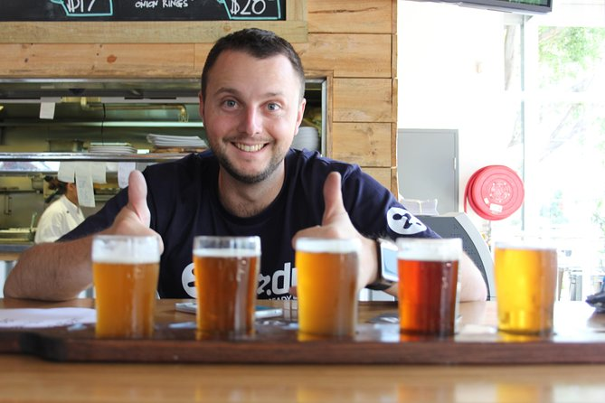 Capital 3in3 - 3 Craft Beer Hotspots in 3 Hours - eAccommodation