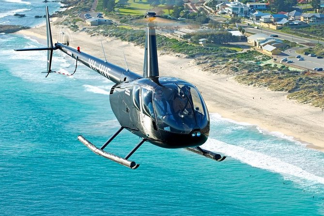 Perth Beaches Helicopter Tour from Hillarys Boat Harbour - eAccommodation