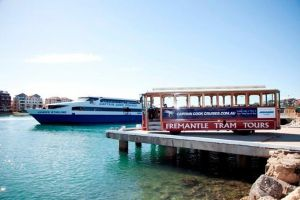 Perth Lunch Cruise including Fremantle Sightseeing Tram Tour - eAccommodation