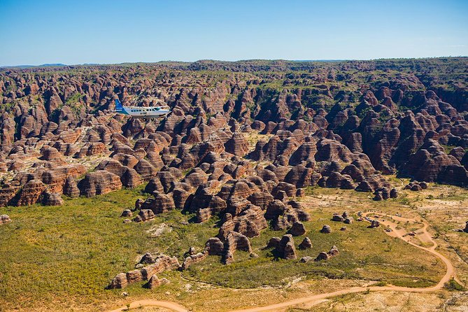 Scenic Air Tour of the Bungle Bungle Range and Lake Argyle from Kununurra - eAccommodation