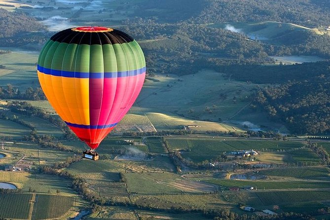 Yarra Valley Balloon Flight and Winery Tour - eAccommodation