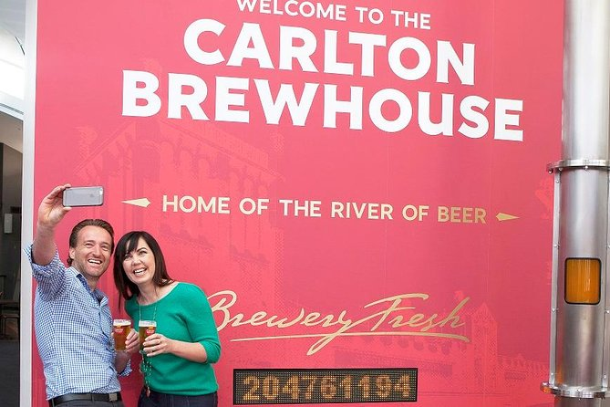 Carlton Brewhouse Brewery Tour with Beer Tasting - eAccommodation