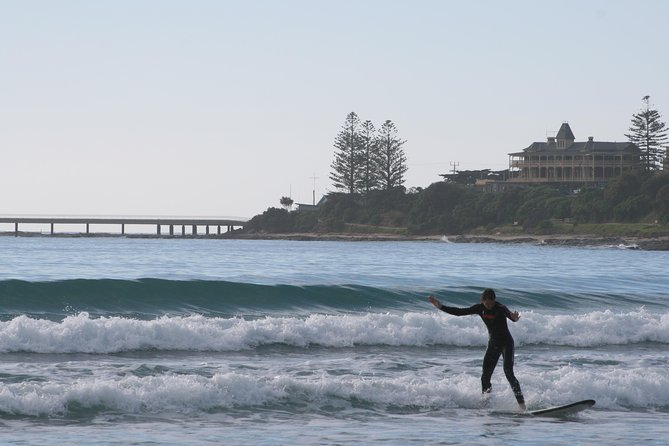 Learn to Surf at Lorne on the Great Ocean Road - eAccommodation