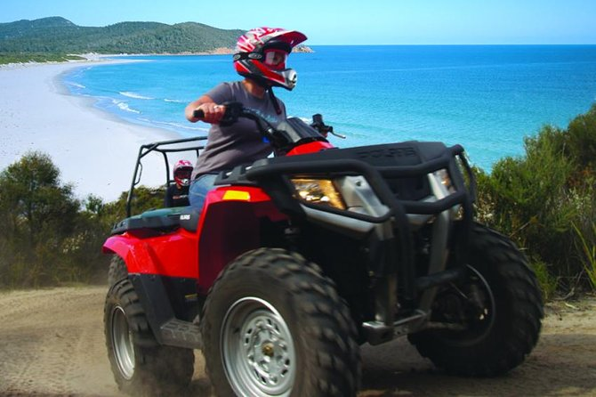 Half-Day Guided ATV Exploration Tour from Coles Bay - eAccommodation