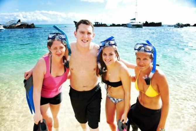 Moreton Island Snorkel and Sandboarding 4WD Day Trip from Brisbane - eAccommodation