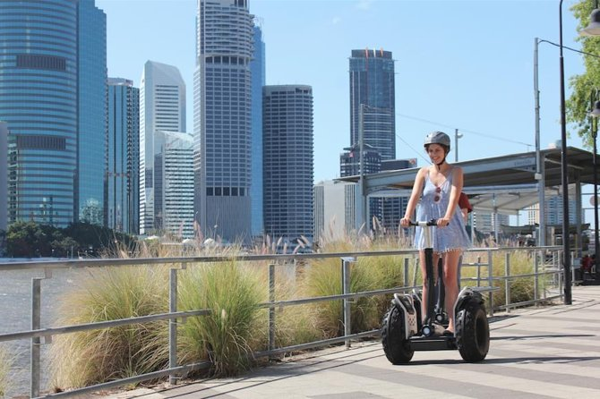 60 Minute Brisbane Segway Tour - eAccommodation