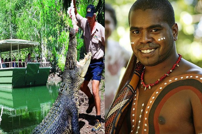 Hartley's Crocodile Adventures and Tjapukai Cultural Park Day Trip from Cairns - eAccommodation