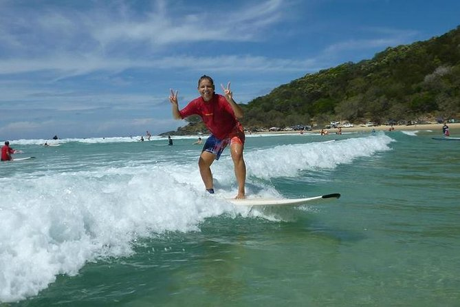 Rainbow Beach Surf School 2 Hour Main Beach Surf Lesson - eAccommodation
