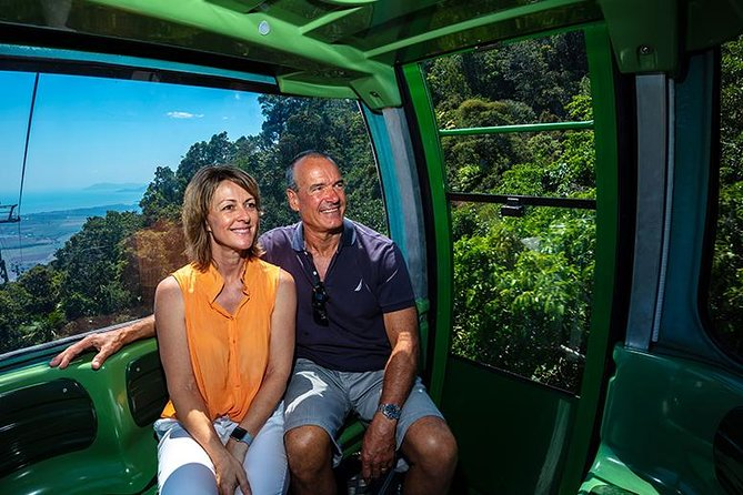 Skyrail Rainforest Cableway Day Trip from Palm Cove - eAccommodation