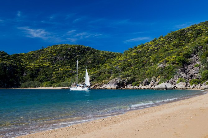 Full-Day Adventure Sailing Experience Circumnavigate Magnetic Island - eAccommodation