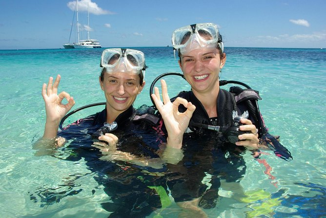 Ocean Spirit Michaelmas Cay Dive and Snorkel Cruise from Palm Cove - eAccommodation