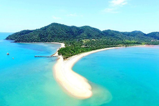 Dunk Island Round-Trip Water Taxi Transfer from Mission Beach - eAccommodation