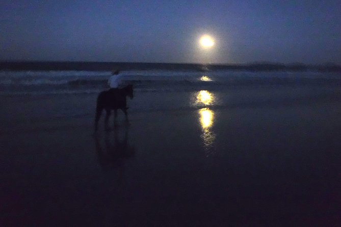 Full Moon Horse Ride at Rainbow Beach - eAccommodation