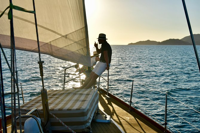 Magnetic Island Twilight Sailing Cruise
