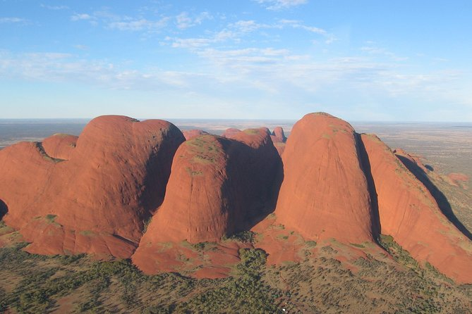 Kata Tjuta and Uluru Grand View Helicopter Flight - eAccommodation