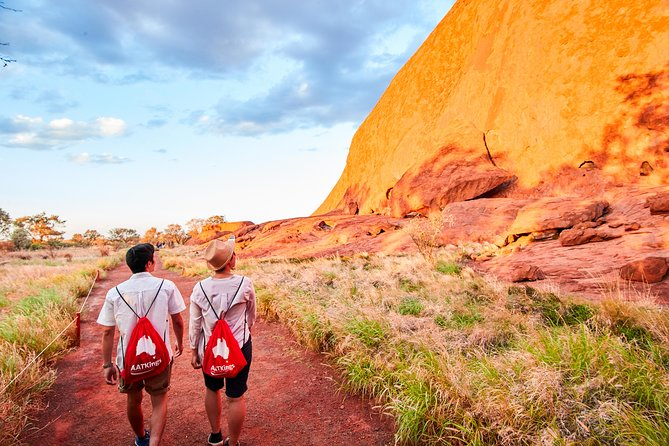 Uluru Sunrise and Guided Base Walk - eAccommodation