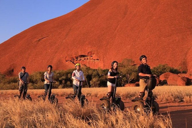 Quarter Uluru Segway  Sunset - eAccommodation