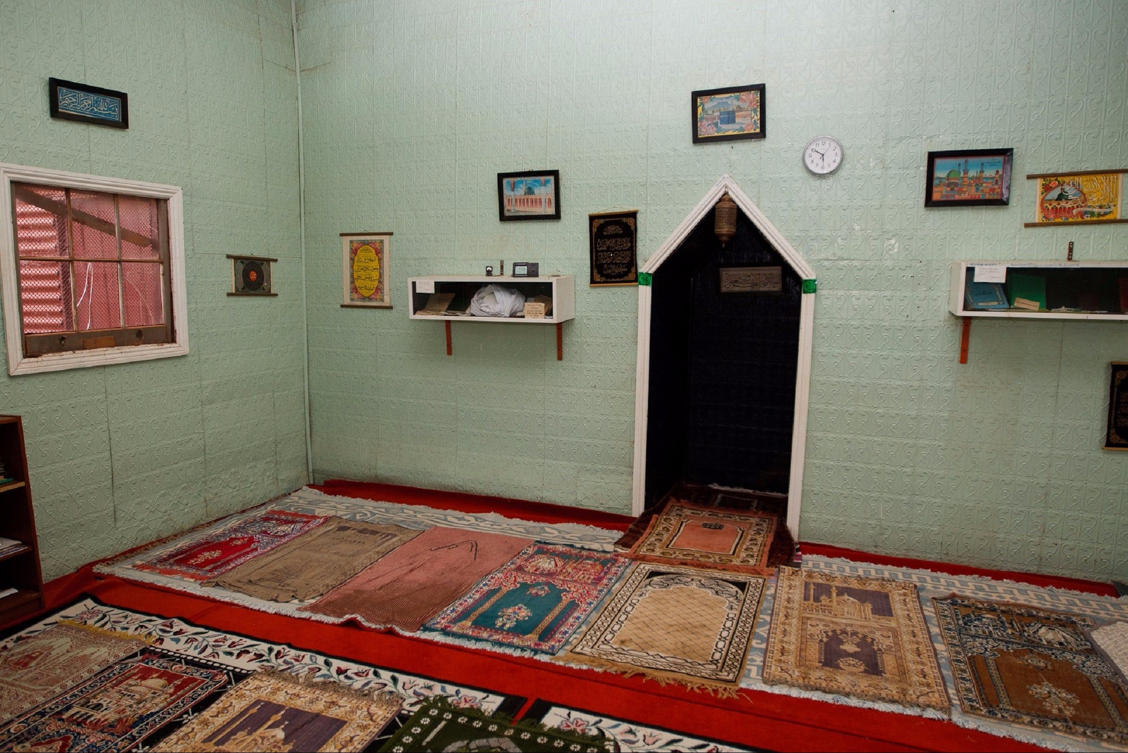 Afghan Mosque - eAccommodation
