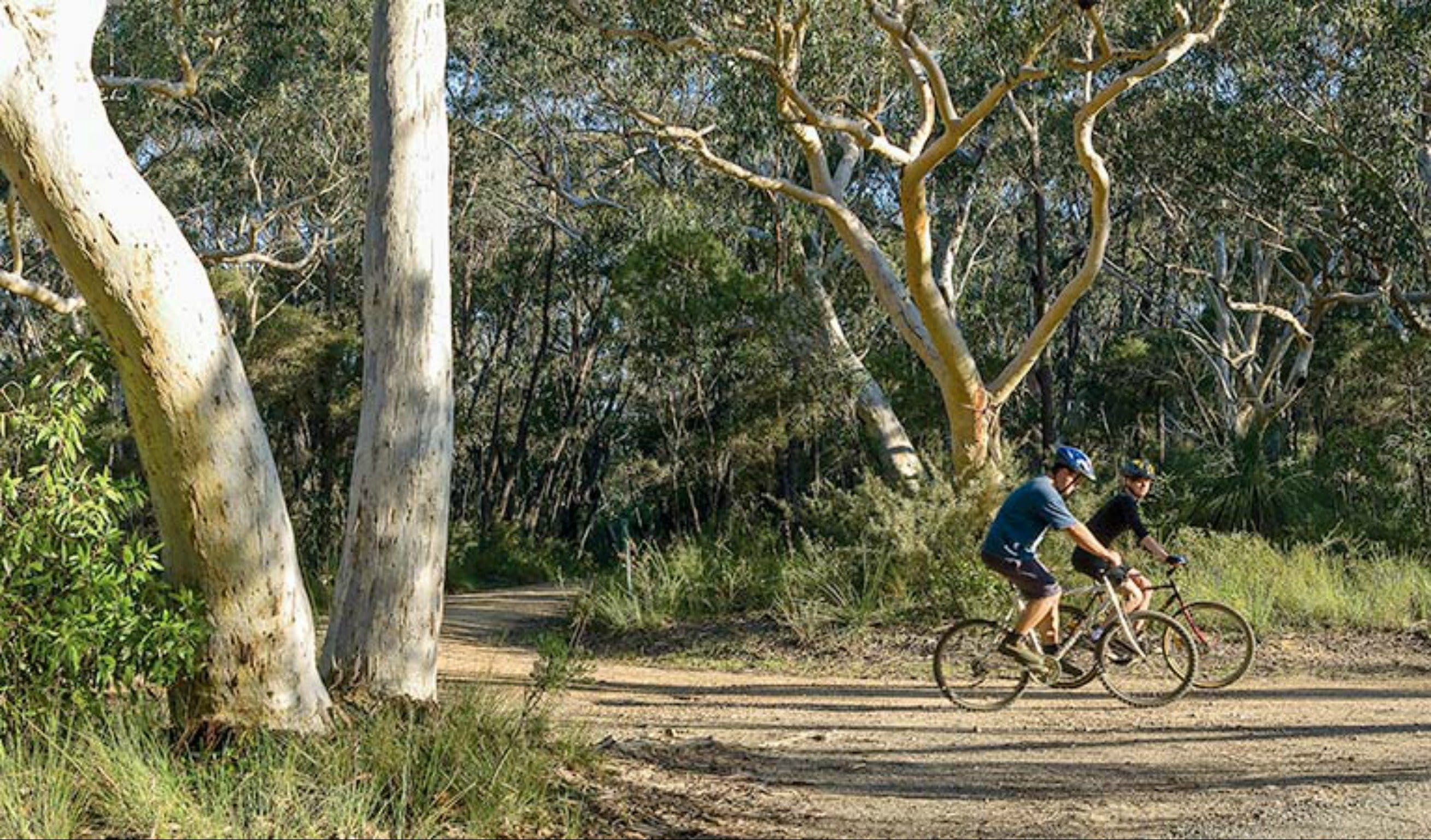 Bundanoon cycling route - eAccommodation