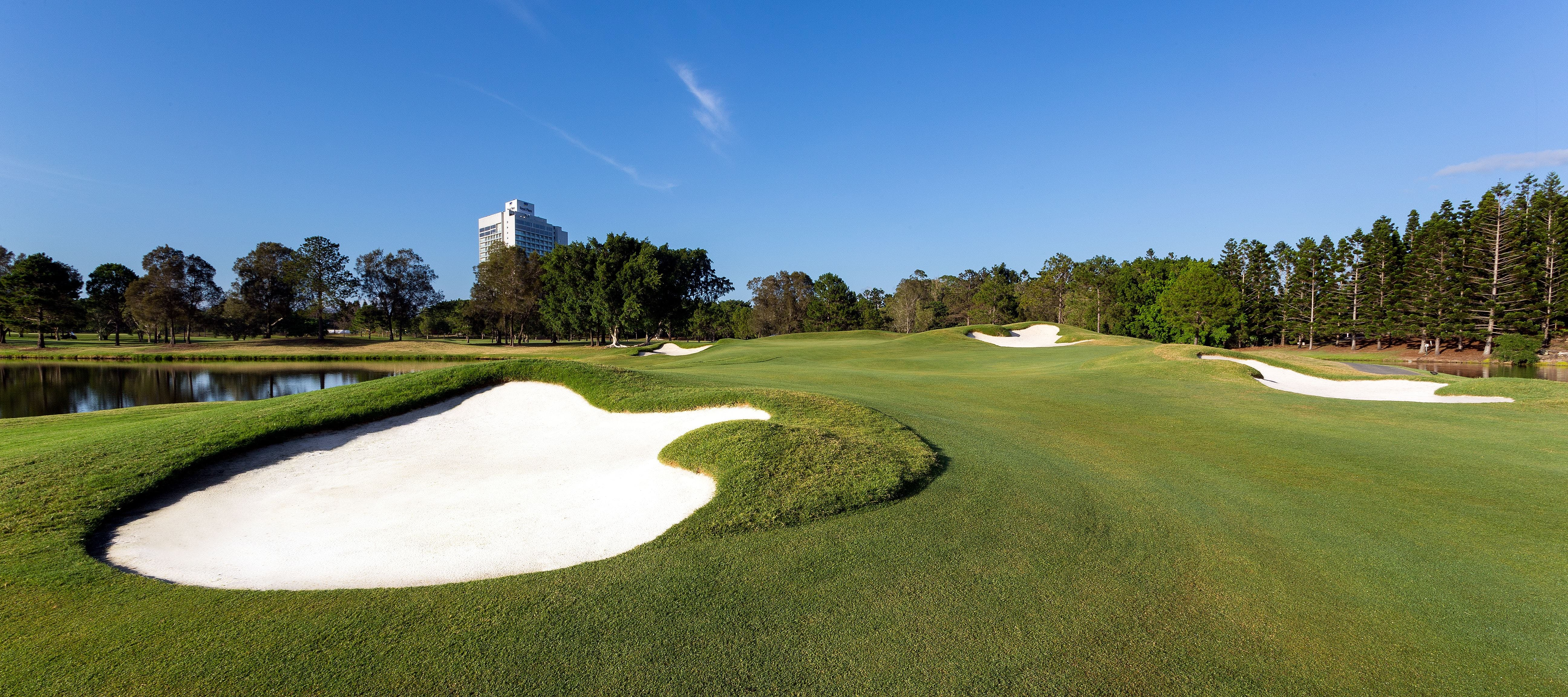 RACV Royal Pines Resort Golf Course - eAccommodation